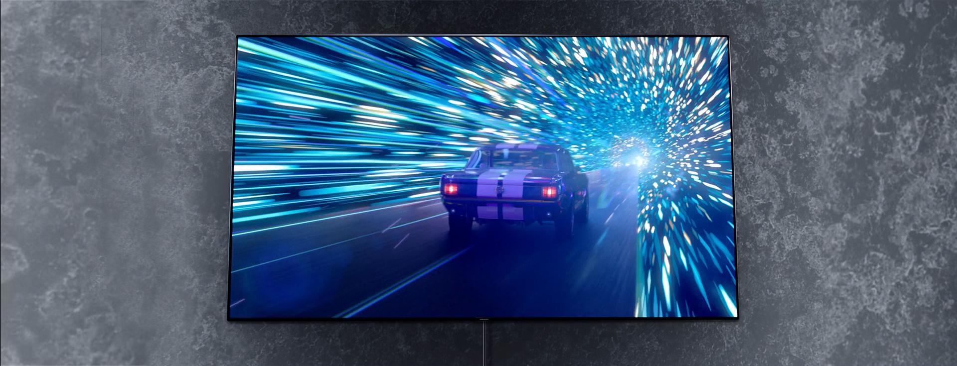 Samsung QLED TV Welcome Movie.